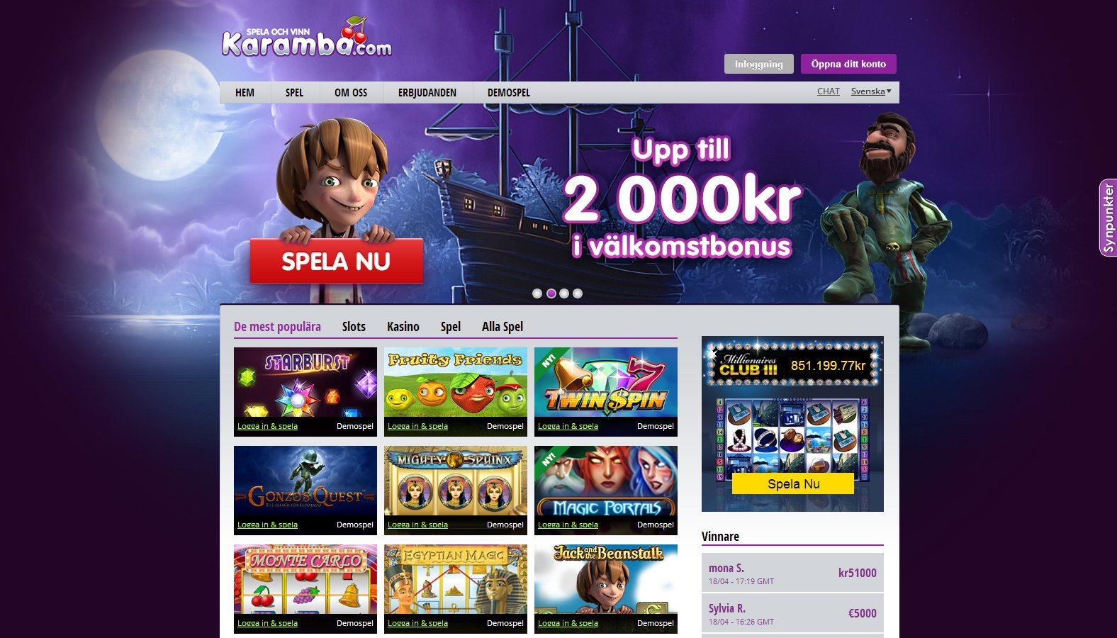 karamba online casino online casino paysafe
