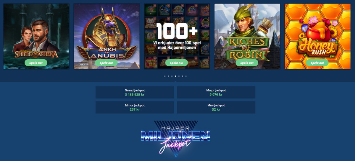 Kojalitetsprogram och VIP i kasino